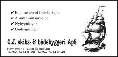 C.J. Skibs- og bådebyggeri