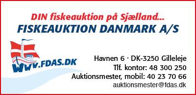 Fiskeauktion Danmark 2018