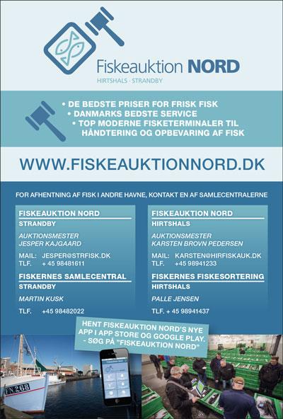 Fiskeauktion Nord 2018
