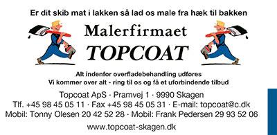 Malerfirmaet Topcoat