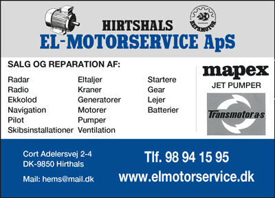 Hirtshals El-motorservice