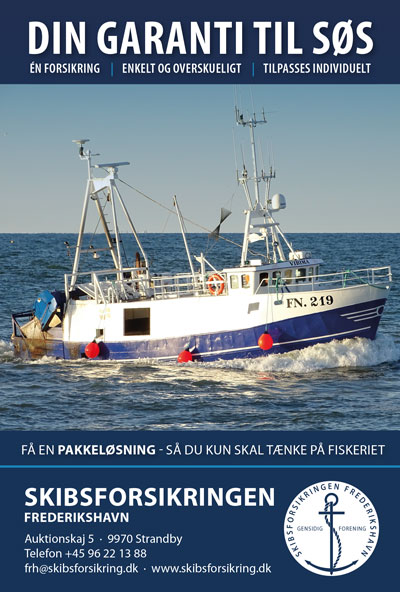Skibsforsikringen Frederikshavn